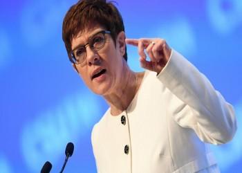 وزير الخارجية الألماني ينتقد وزيرة الدفاع بسبب سوريا