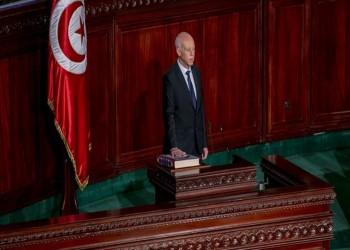 قيس سعيد يؤدي اليمين الدستورية رئيسا لتونس (فيديو وصور)