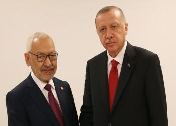 الغنوشي يلتقي أردوغان في إسطنبول