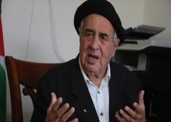 فلسطين..الأب مٌسّلم يرثي شاعر القدس التركي نوري باكديل