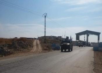 الشرطة العسكرية الروسية تدخل عين العرب السورية