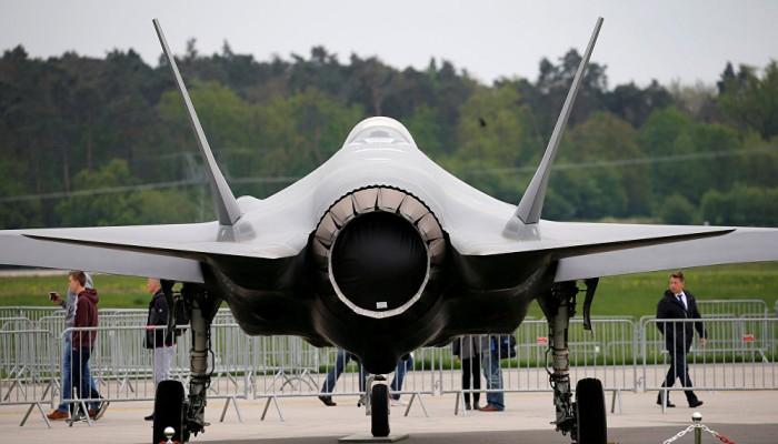 تركيا: سنتغلب على خلافاتنا مع أمريكا بشأن مقاتلات إف-35