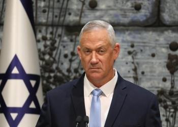 تكليف غانتس بتشكيل الحكومة الإسرائيلية بعد فشل نتنياهو