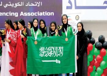 8 ذهبيات وبرونزيات للسعودية بأول مشاركة في بطولة المرأة الخليجية