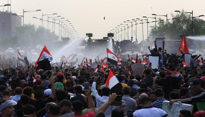 متظاهرو العراق يستعدون لاستئناف الاحتجاجات