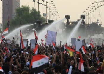 الداخلية العراقية تمنع التغطية الإعلامية المباشرة للتظاهرات