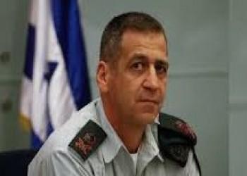 رئيس الأركان الإسرائيلي يحذر من حرب قريبة مع إيران