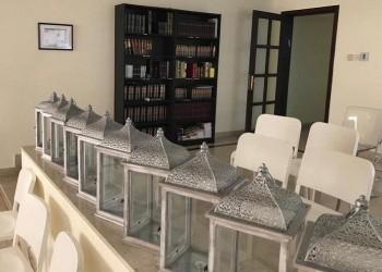 بالصور.. كنيس في دبي يعيد الجالية اليهودية إلى جزيرة العرب