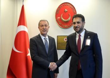 مباحثات دفاعية وأمنية بين تركيا وأفغانستان