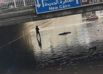 6 محافظات مصرية تؤجل الدراسة بسبب الأمطار