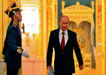 الكرملين: بوتين يبحث مع مجلس الأمن الروسي أوضاع سوريا