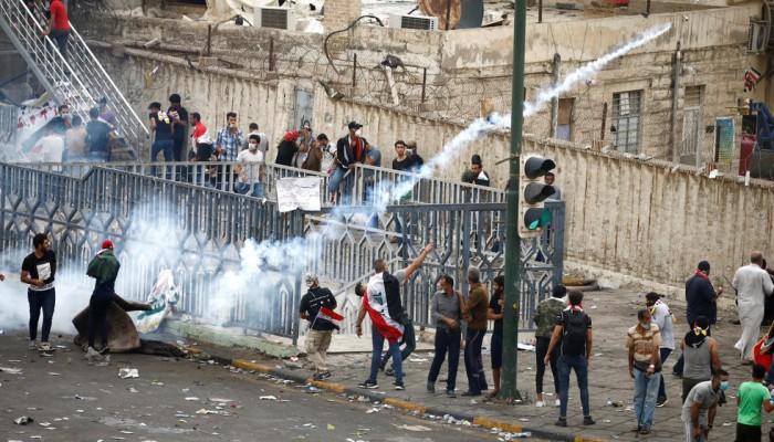 الحكومة العراقية تقرر وقف عمل قناتي العربية والحدث بالبلاد