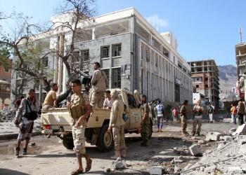 قوات التحالف العربي تعيد تموضعها وسيطرتها على عدن