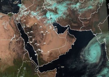 الأرصاد السعودية تعلن تحول كيار لإعصار من الدرجة الرابعة
