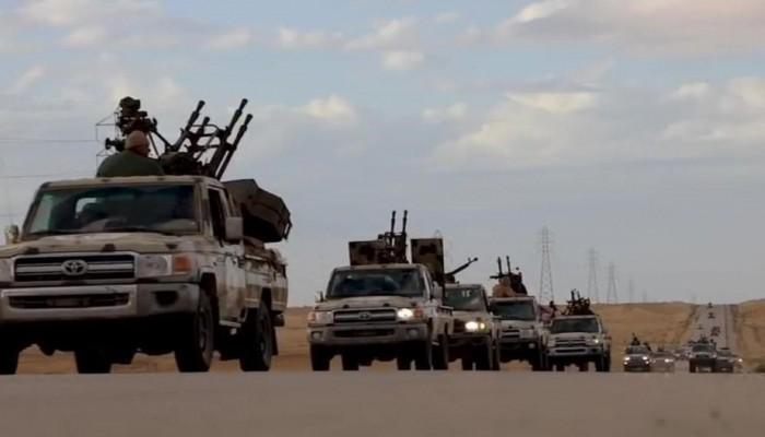 قوات الوفاق: سيطرنا على أجزاء واسعة من محور الطويشة بطرابلس