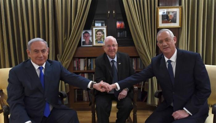 جانتس يجتمع بنتنياهو لمحاولة حل معضلة إسرائيل.. والنتائج غامضة
