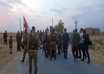 قوات الأسد تدخل بلدة عامودا على الحدود السورية التركية