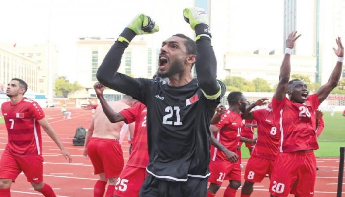 البحرين العسكري بطلا لكأس العالم لكرة القدم