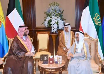 تركي آل سعود ينقل رسالة من العاهل السعودي لأمير الكويت