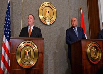 بومبيو يعرب لشكري عن قلق واشنطن حيال حقوق الإنسان بمصر