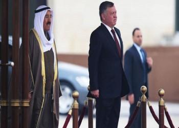العاهل الأردني يزور الكويت غدا الأربعاء