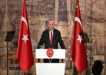 أردوغان: الأكراد أتموا الانسحاب المتفق عليه ولا نطمع في نفط سوريا