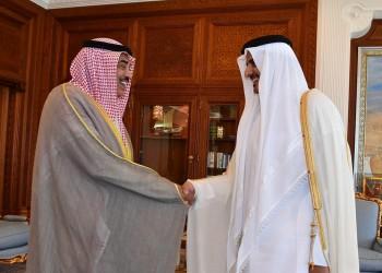 رسالة من أمير الكويت لقطر بعد دعوته لإنهاء الأزمة الخليجية