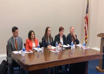 الكونغرس يطلع على تقرير عن انتهاكات بحرينية بحق المعتقلات