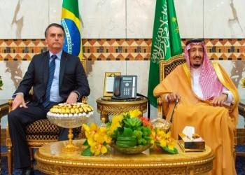 الرئيس البرازيلي في السعودية.. ما الذي ناقشه مع الملك وولي عهده؟