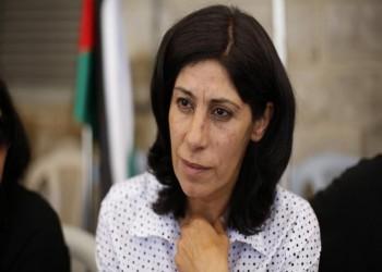 إسرائيل تعتقل القيادية الفلسطينية خالدة جرار