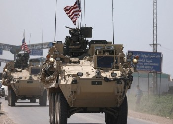 أمريكا تسير أول دورية عسكرية على الحدود السورية التركية