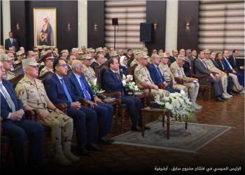 السيسي: سنفتتح مشروعات يوميا.. ولن نسمح بإيذاء روح المصريين المعنوية