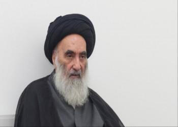 السيستاني يرفض زج اسم المرجعية في تظاهرات العراق