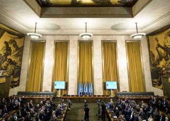 اللجنة الدستورية السورية تعلق أعمالها في جنيف
