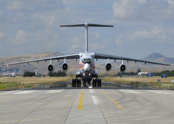 روسيا تكمل عملية إمداد تركيا بمنظومة إس -400