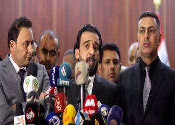 رئيس البرلمان العراقي: نعمل بشكل متواصل لمناقشة مطالب المحتجين