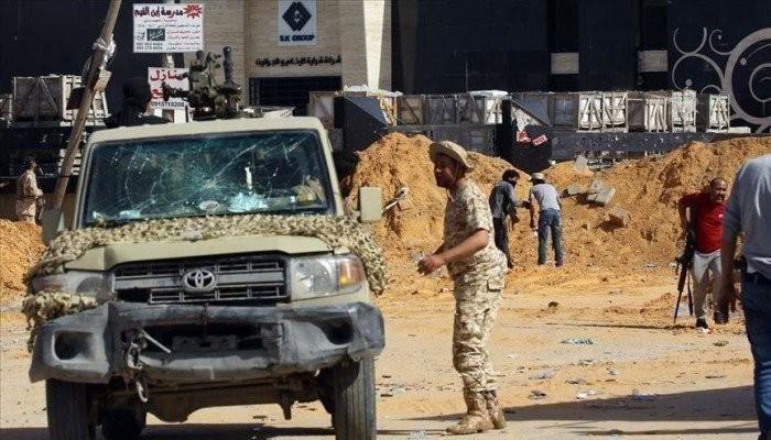 قوات حفتر تعلن صد هجوم لحكومة الوفاق جنوب طرابلس