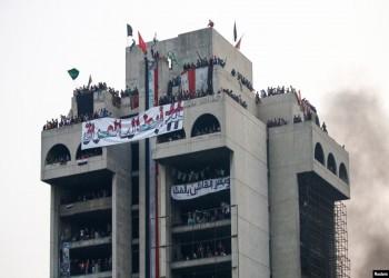 جبل أحد.. المطعم التركي في بغداد يتحول إلى أيقونة للاحتجاجات