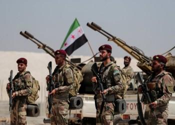 المعارضة السورية تعلن تدمير ناقلة جند لقوات الأسد