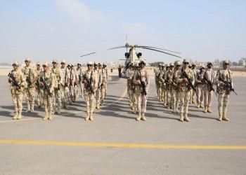 """انتهاء فعاليات التدريب المصري الإماراتي """"صقور الليل"""""""