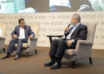 مشعل يتهم دولة عربية بصناعة صفقة القرن لنيل رضا واشنطن