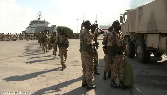 السودان ينفي سحب بعض قواته من اليمن
