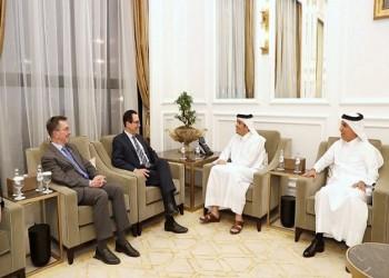 وزير الخزانة الأمريكي يبحث 3 ملفات في قطر