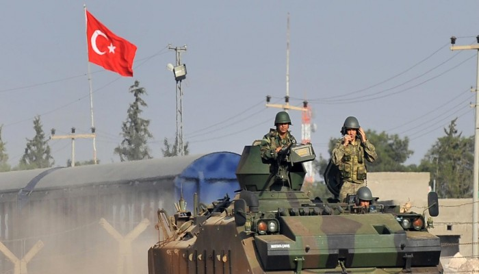 تركيا: تفجير تل أبيض يثبت صواب حملتنا العسكرية بسوريا