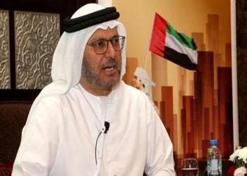 قرقاش يرد على اتهامات حزب سوداني للرياض وأبوظبي بالتآمر ضد الثورة