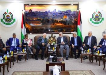 حماس تعلن موافقة عباس على إجراء الانتخابات التشريعية والرئاسية