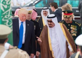 ترامب: طلبت من الملك سلمان أن يدفع وكان متجاوبا