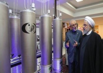 إيران تتخذ خطوة جديدة بشأن تخفيض التزاماتها النووية
