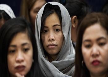 خلاف جديد حول عقود العمالة الفلبينية في الكويت