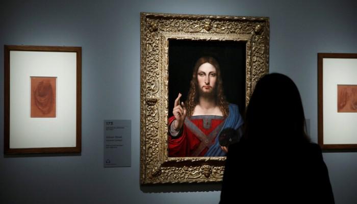 اتحاد المتاحف الفرنسية يدعو إلى إعادة لوحة دافنشي للوفر